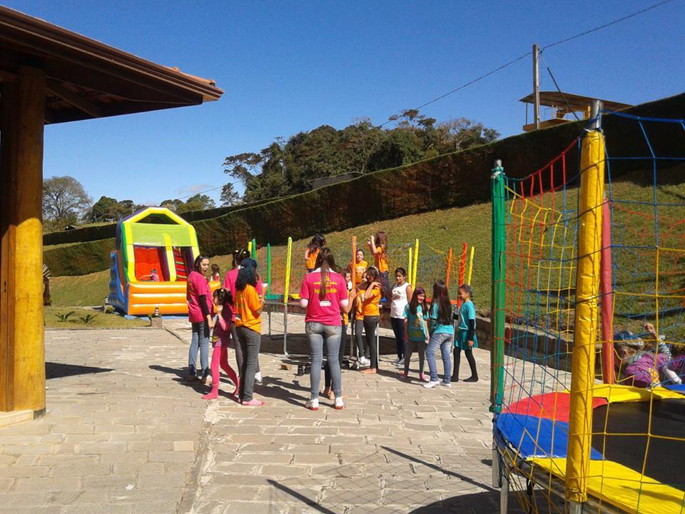 Festa em Santa Rita de Caldas