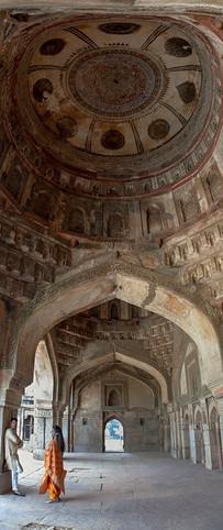 Bara Gumbad Mosque, Delhi
