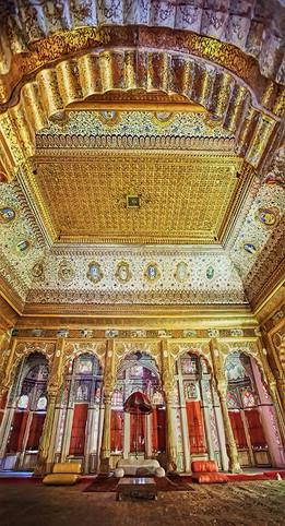 Phool Mahal, Mehrangarh Fort, Jodhpur