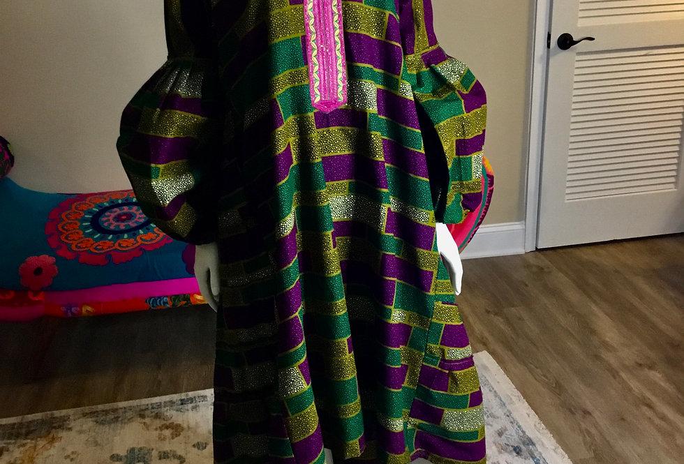Yatta Maxi Dress