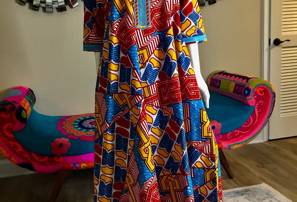Influence Maxi Dress