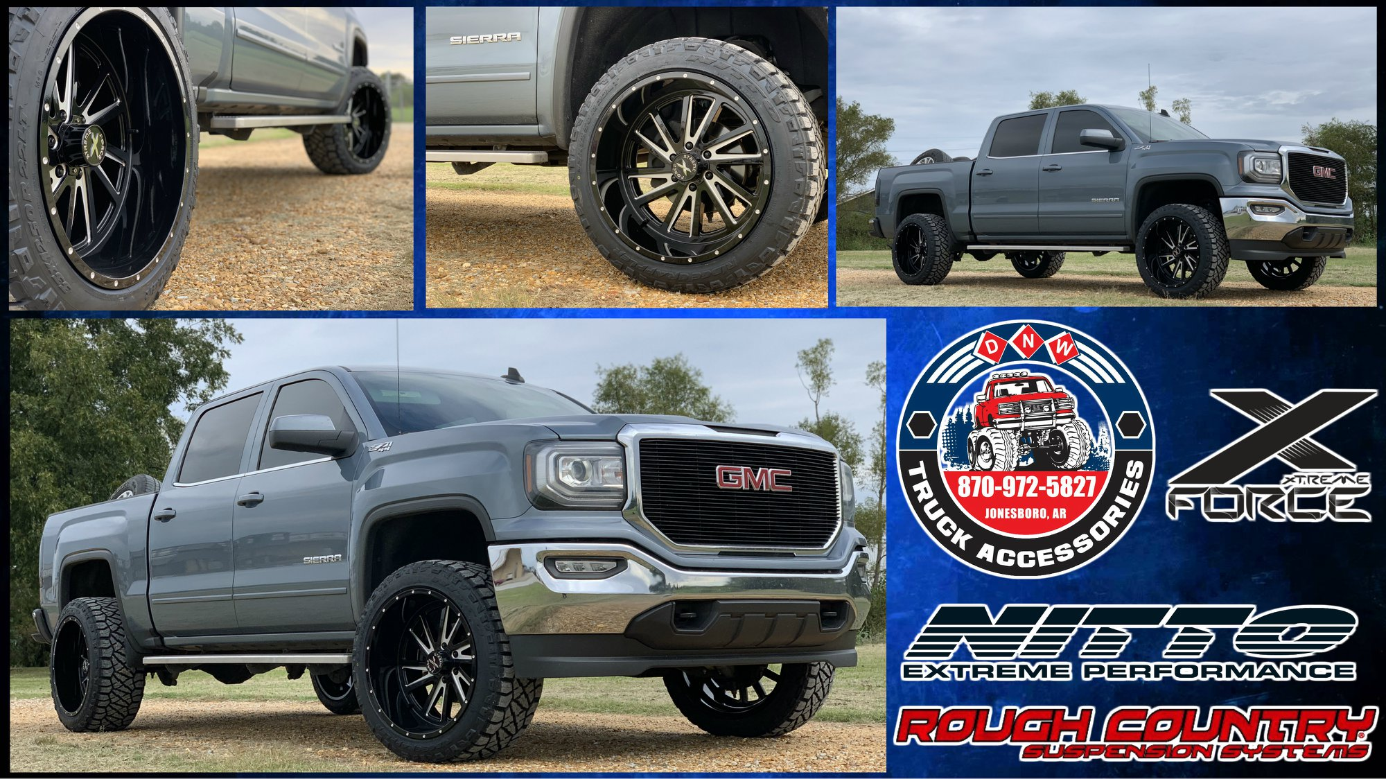 Truck Performance Shops Near Me >> Home Dnw Truck Accessories
