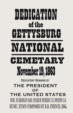gettysburg flyer