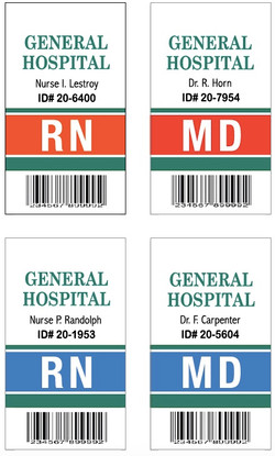 Hospital IDs