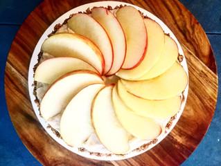 Gluten Free Apple Crisp Cake
