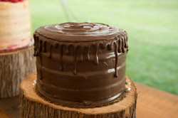 dark chocolate mocha cake