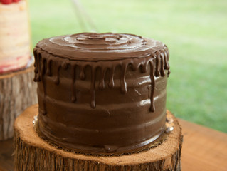 Whipped Chocolate Cream Cheese Frosting