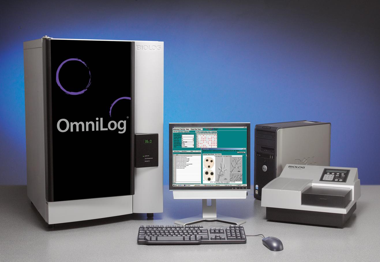 Omnilog Plus Id System
