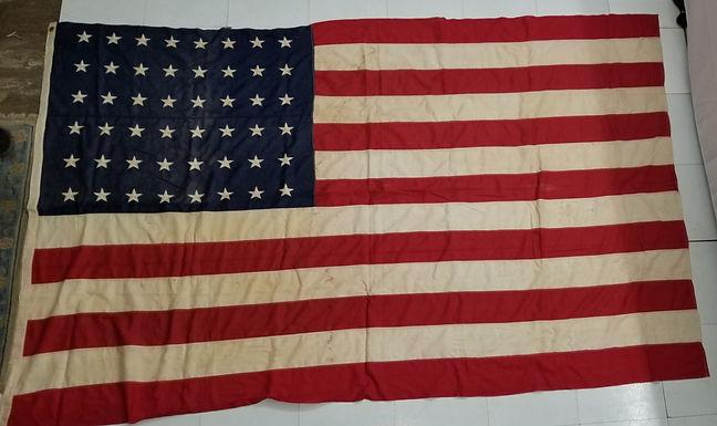 American Flag - 48 Stars