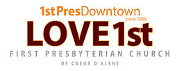 Firs Presbyterian Church Downtown Coeur d'Alene