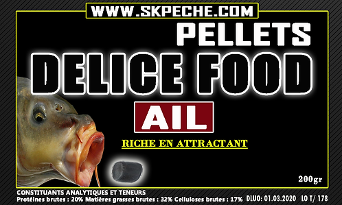 DELICE FOOD AIL 1Omm