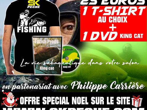 T-SHIRT+DVD