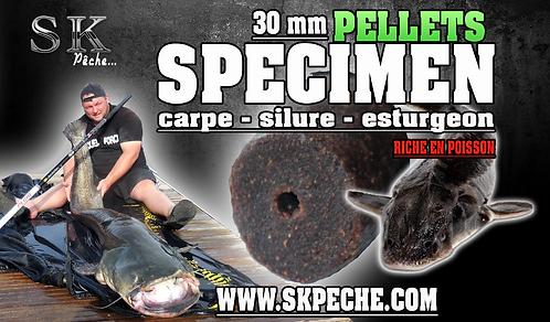 PELLET EXTRA FISH 30 MM