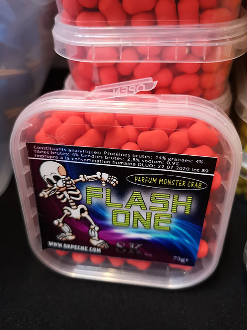 FLASH ONE MONSTER CRABE 8mm