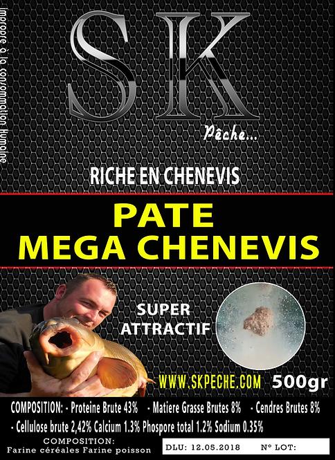 PATE MEGA CHENEVIS