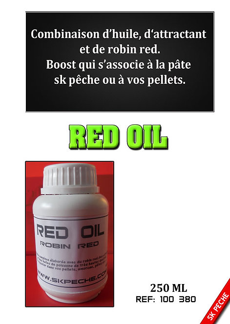 RED OIL 500ml