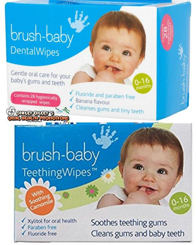 Difference between Teething Wipes & Dental Wipes?