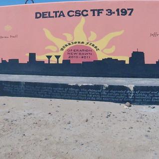 Delta CSC Task Force 3-197th Fires Brigade (FA)