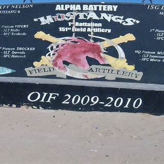 Alpha Battery Mustangs 1-151 FA