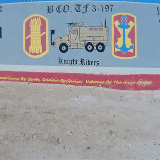 Bravo 3-197 Knight Riders