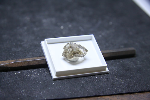 """Quarz """"diamant"""", CapDiamant, Québec"""