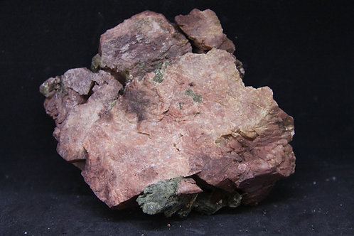 Microcline et Arfvedsonite