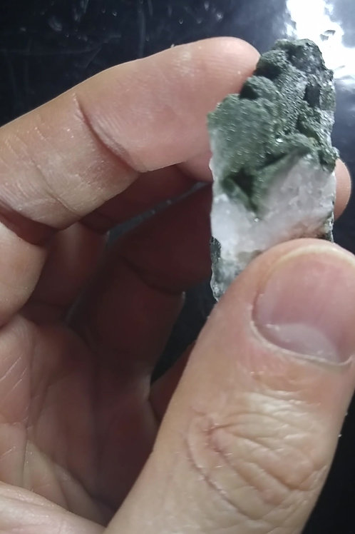 Quartz, Chlorite et Chamosite, Warwick