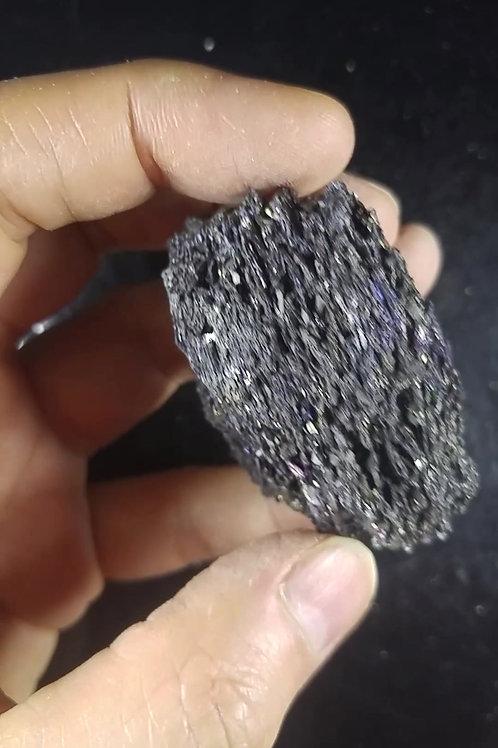 Carborundum (Silicium carbide/Carbure de Silicium), Artificiel/Lab-made