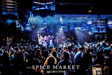 Spice Market: Melbourne Design Nominated for Live Design Excellence Award