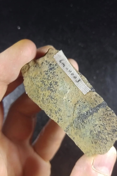 Chromite, Mine Reed-Belanger, Coleraine