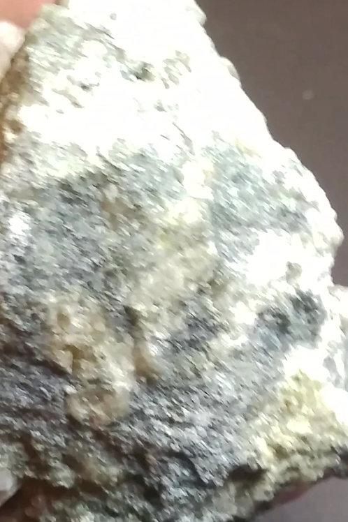 Clinochlore et Grenat, Mine Jeffrey, Asbestos