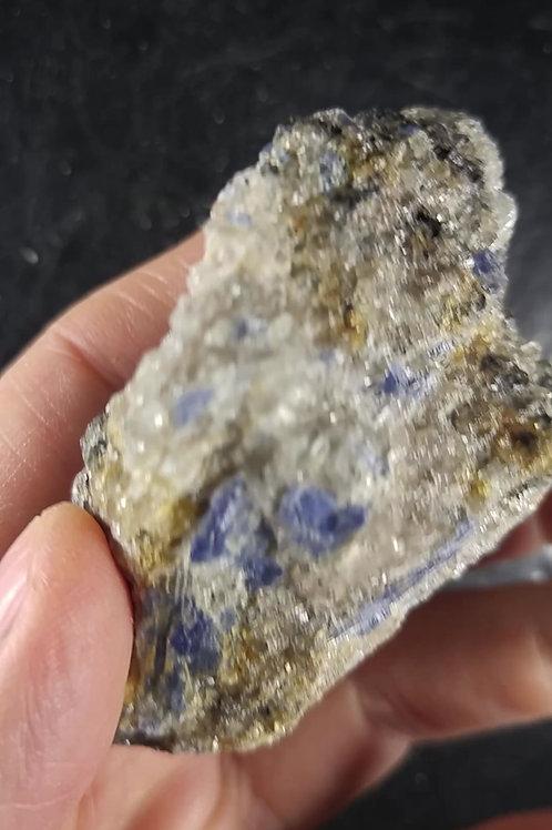 Kyanite (Dysthene), Temiscamingue