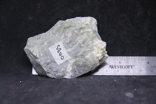 Nephrite (variété de jade), Mine Jeffrey, Asbestos