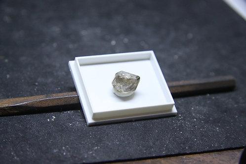 """Quartz """"diamant"""", Cap Diamant, Québec"""