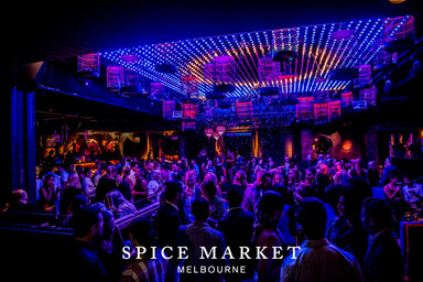 Najafi Design includes an Australian First at Spice Market in Melbourne