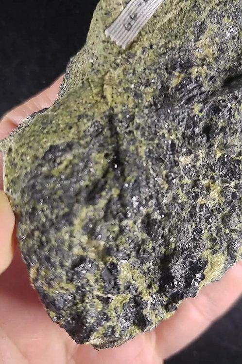 Chromite, Mine American Chrome, St-Joseph-de-Coleraine