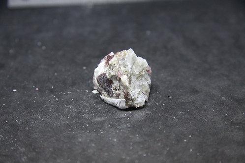 Eudyalite, Aggrélite et Amphibole, Complexe Kipawa