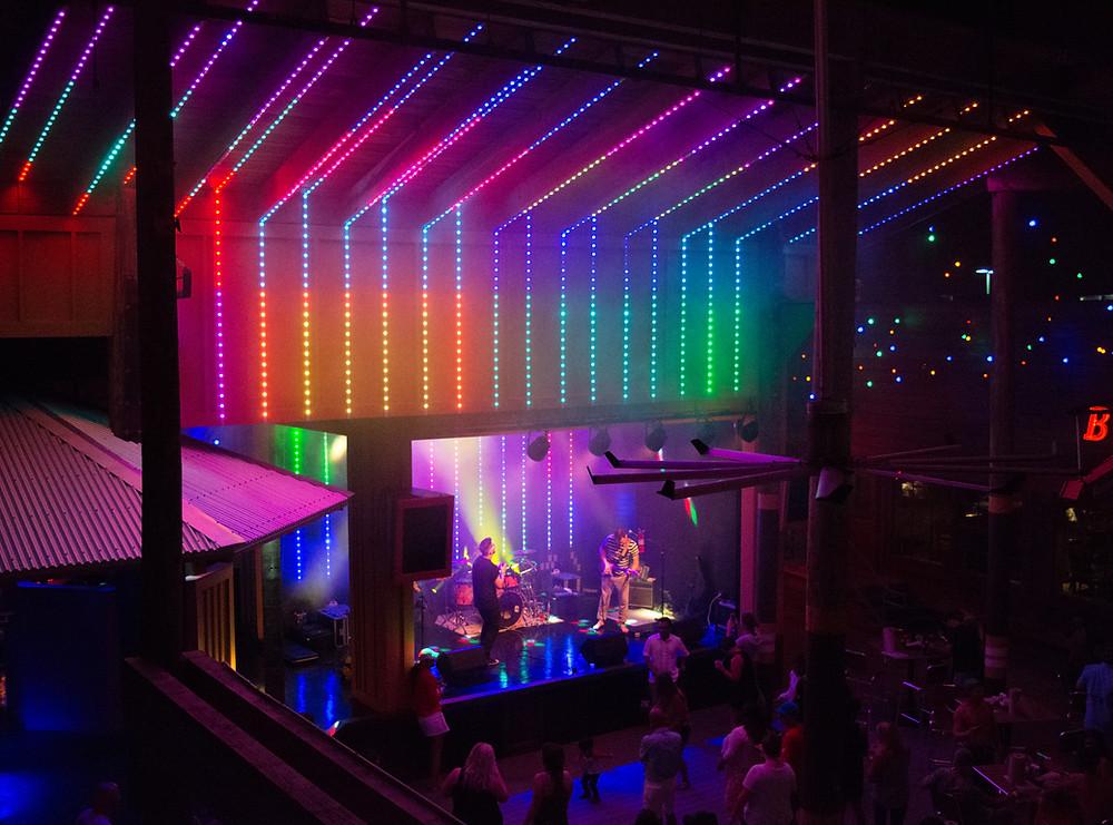30,000 pixel-mapped LEDs!