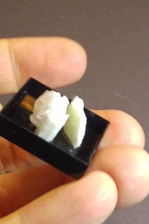 Spodumene, Mine Quebec-Lithium, LaCorne