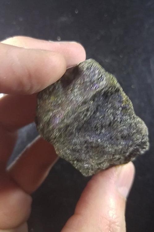 Chalcopyrite, Mine sullipek, Gaspésie