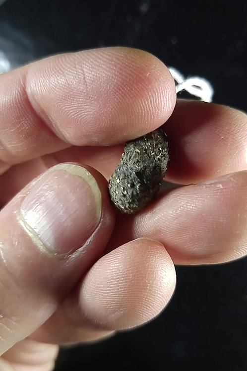 Pendentif Pyrite / Québec