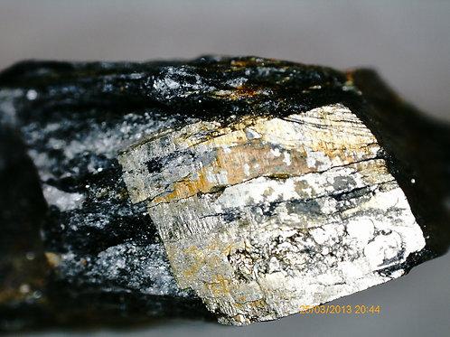 Pyrite (cubes) sur matrice / St-Adrien-d'Irlande