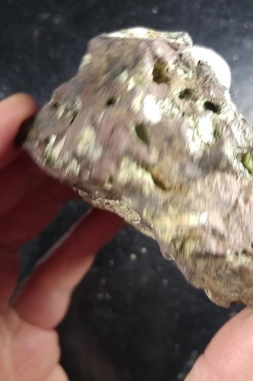 Thomsonite, Poona, Inde
