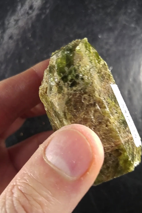 Apatite et Fluorite, Mine Yates, Otter Lake