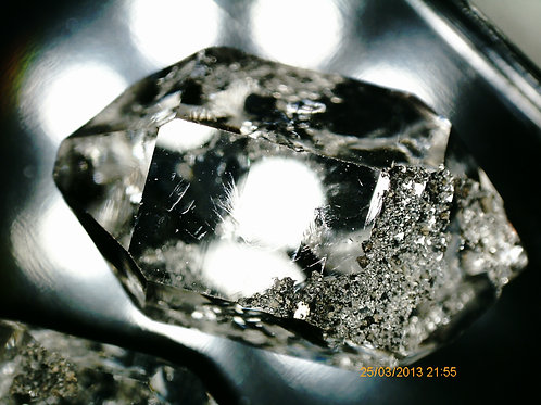 Quartz Diamant Herkimer / Mine Ace of diamonds / Middleville / U.S.A.