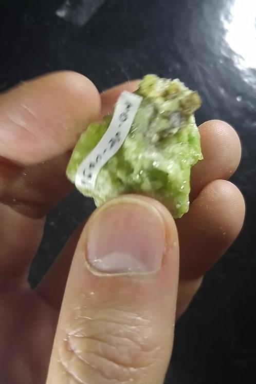 Vesuvianite, Mine Jeffrey, Asbestos