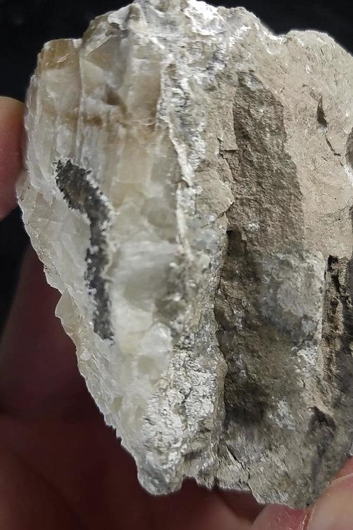 Calcite (fluorescente), Château-Richer