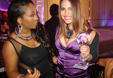 NDG Lights the 1st Annual PWN Awards