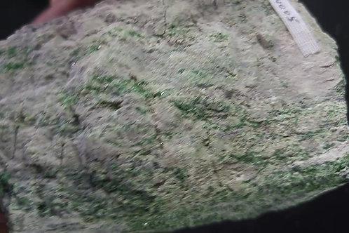 Grenat grossulaire sur Diopside, Mine Orford-Nickel