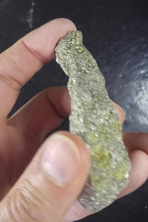 Sulfures massifs (Pyrite, Chalcopyrite, Pentlandite, Sphalerite...), Beaudry